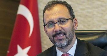 Bakan Kasapoğlu'dan yayıncı kuruluş müjdesi