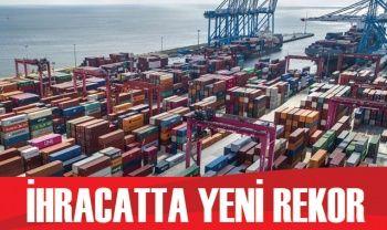 Bakan Pekcan: Bugüne kadarki en yüksek aylık ihracat rakamına ulaştık
