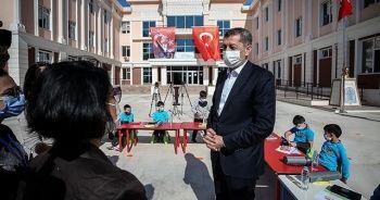 Bakan Ziya Selçuk: İzmir'deki depremde okullarımızdan çok süratle tahliye imkanını bulabildik
