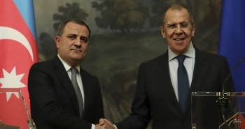 Bayramov ile Lavrov Dağlık Karabağ'daki durumu görüştü