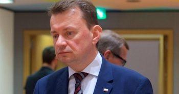 Blaszczak: ABD'ye her zamankinden daha yakın olmak zorundayız