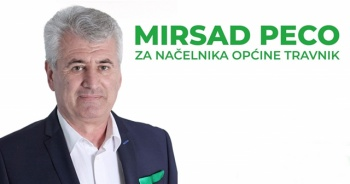 Bosna Hersek'de seçimi, Kovid-19 nedeniyle ölen aday kazandı