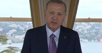 Cumhurbaşkanı Erdoğan: Asya'yı, Afrika'yı ihmal etmiyoruz