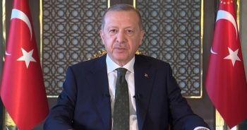 Cumhurbaşkanı Erdoğan: Avrupalı Müslümanlar ayrımcılığa uğramakta