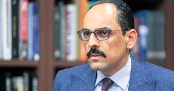 Cumhurbaşkanlığı Sözcüsü Kalın'dan Brüksel'de kritik görüşmeler