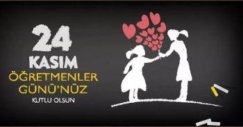 En güzel 24 Kasım Öğretmenler Günü mesajları! En güzel resimli öğretmenler günü mesajı