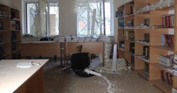 Ermenistan bu kez okulu vurdu