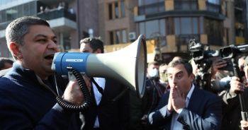 Ermenistan karıştı: Paşinyan'a suikast suçundan tutuklandı