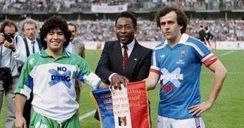 Eski UEFA Başkanı Platini: Giden bizim geçmişimiz