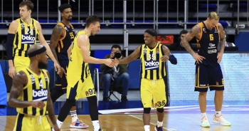 Fenerbahçe Beko evinde rahat kazandı