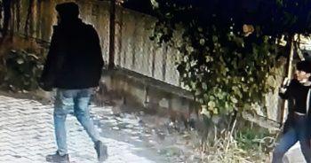 Fındık hırsızlarını güvenlik kamerası yakalattı