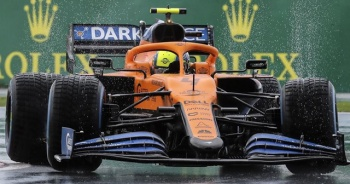 Formula 1 Türkiye Grand Prix'sinde 2 pilota ceza