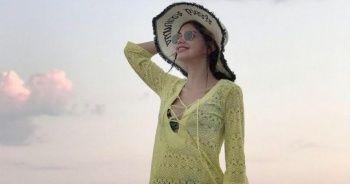 """Genç Model Ayla Birdal """"Tarzımı Yeni Açacağım Butiğime Yansıtacağım"""""""