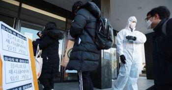 Güney Kore'de günlük vaka artışı 8 ayın en yüksek seviyesine çıktı