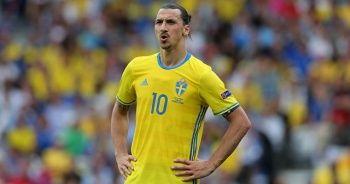 Ibrahimovic'ten milli takıma dönüş sinyali