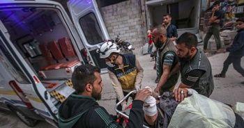 İdlib'deki çiftçilere kamikaze İHA'yla saldırı: 1 ölü, 5 yaralı