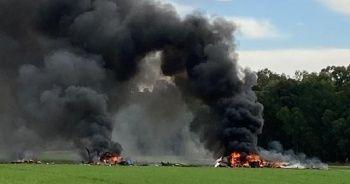 İsrail'de helikopter düştü: 2 ölü