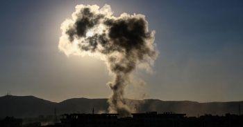 İsrail Şam'a hava saldırısı düzenledi