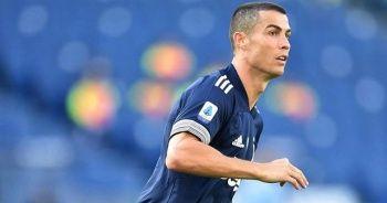 Juventus, Cagliari engelini Ronaldo'nun golleriyle aştı