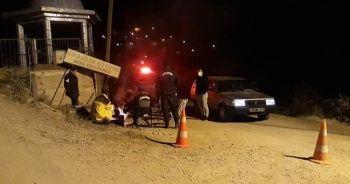 Karabük'te vakaların görüldüğü köyde karantina kararı