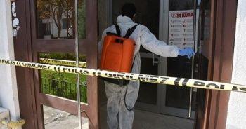 Karantinada olması gereken kişi otele giriş yaparken yakalandı