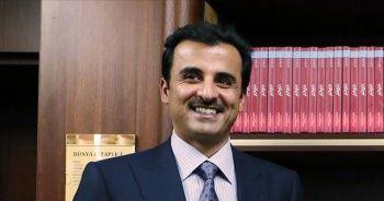 Katar Emiri Al Sani Türkiye'den ayrıldı