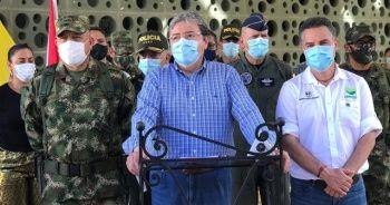 Kolombiya'da çifte silahlı saldırı: 13 ölü