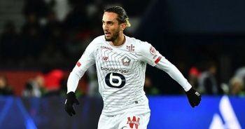 Lille Yusuf Yazıcı'nın 2 gol attığı maçta Lorient'i 4-0 yendi