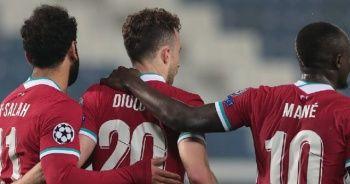 Liverpool, Atalanta'yı farklı yendi