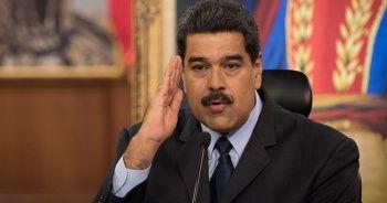 Maduro'dan Filistin mesajı: Abluka kalksın artık