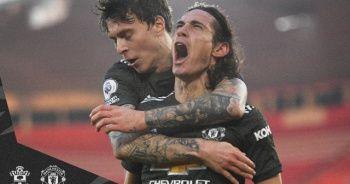 Manchester United, 3 puanı 90+2'de aldı