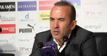 """Mehmet Özdilek: """"İlk 45 dakikada maçın fişini çekebilirdik"""""""