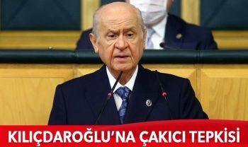 MHP Lideri Bahçeli'den Kılıçdaroğlu'na Çakıcı tepkisi