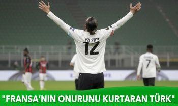 Milan'a 3 gol atan Yusuf Yazıcı İtalyan basınından tam not aldı