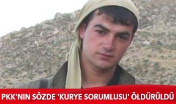 MİT, PKK'nın sözde 'kurye sorumlusu'nu öldürdü