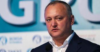 Moldova Cumhurbaşkanı Dodon: Salgın ve ekonomik kriz döneminde kaosa ihtiyacımız yok