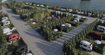 MÜSİAD'dan Karavan Park Projesi