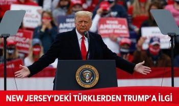 New Jersey'de yaşayan Türklerden Trump'a ilgi