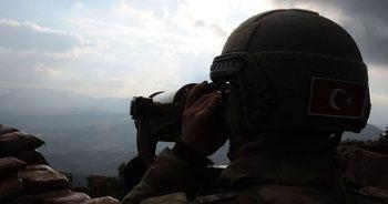 PKK'nın sözde tim komutanı teslim oldu
