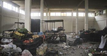 Resulayn'da sebze pazarında terör saldırısı: 4 yaralı