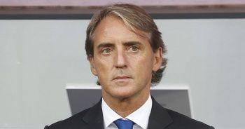 Roberto Mancini'nin Kovid-19 testi pozitif çıktı