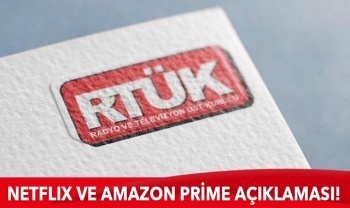 RTÜK, NETFLIX ve Amazon Prime Video'ya lisans verdi