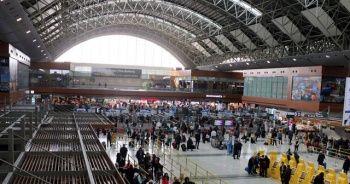 Sabiha Gökçen Havalimanı'nda Ekim ayında yolcu artışı