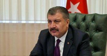 Sağlık Bakanı Fahrettin Koca: Fedakarlık sınavındayız
