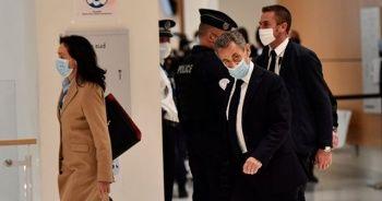 Sarkozy hakim karşısında