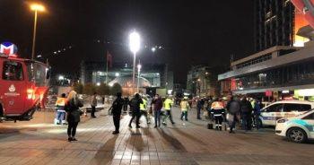 Taksim metrosunda raylara atlayan şahıs hayatını kaybetti