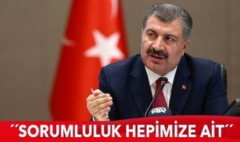 Türkiye'de koronavirüste son durum: 3316 yeni hasta, 94 can kaybı