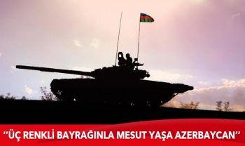 Türkiye'den tebrik: Üç renkli bayrağınla mesut yaşa Azerbaycan