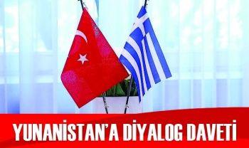 Türkiye'den Yunanistan'a diyalog daveti