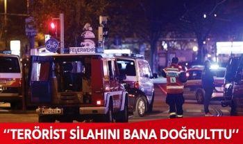 Viyana'daki terör saldırısında yaralanan Türk genci korkunç dakikaları anlattı